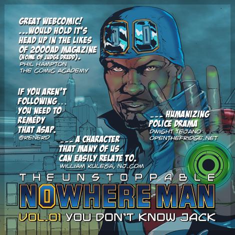 Nowhere Man reviews